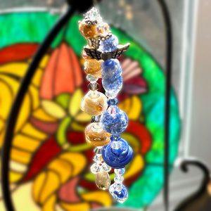 glass bead memorials